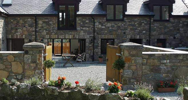 8 person accommodation Anglesey
